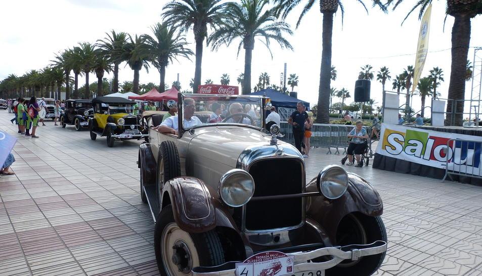 Sexto Rally Clàssics Costa Daurada de Salou