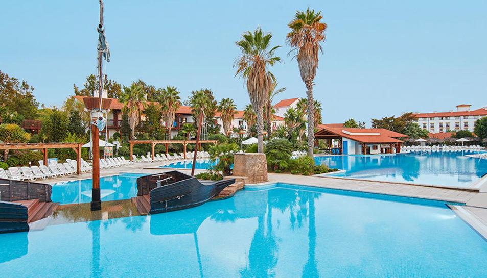Els participants s'allotjaran a l'hotel de Port Aventura El Paso.
