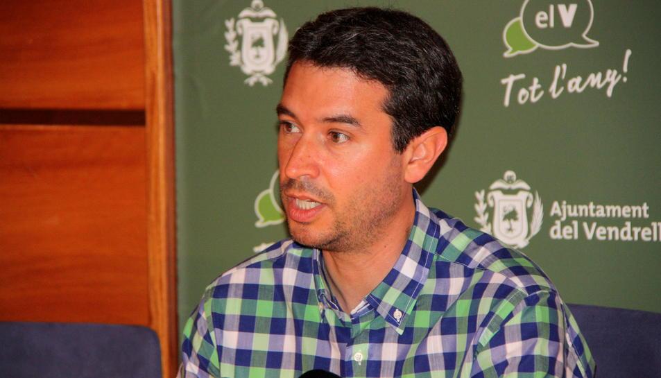 Imatge d'arxiu de Kenneth Martínez.