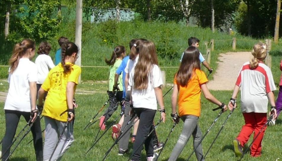 Imatge de les jornades esportives Pirineus Mediterrània.