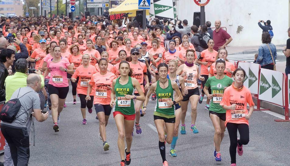 Una imatge d'arxiu de la cursa de l'any passat.