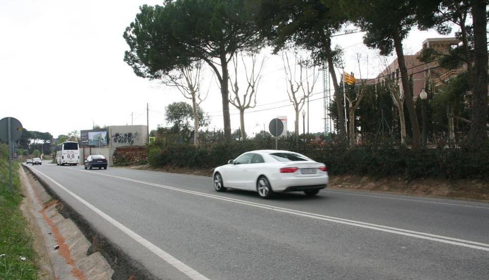 Adjudicadas las obras de mejora de la carretera de Reus a Cambrils por 1,4 millones de euros