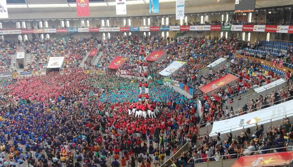 3de9f dels Xicots de Vilafranca a la segona ronda