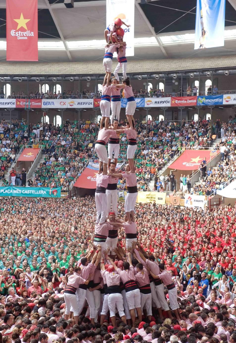 3de9f dels Xiquets de Tarragona