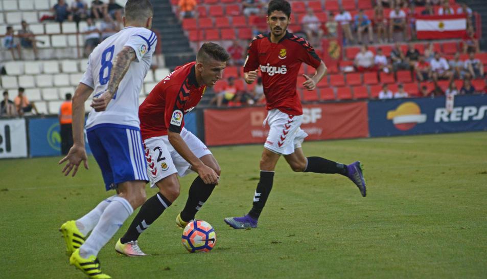 José Carlos, al fons de la imatge.