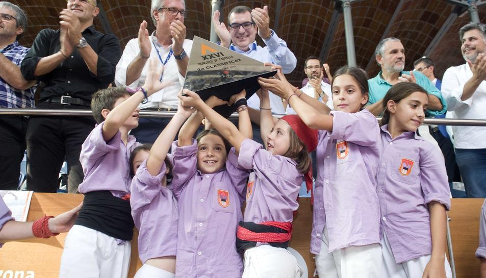 XXVI Concurs de Castells de Tarragona
