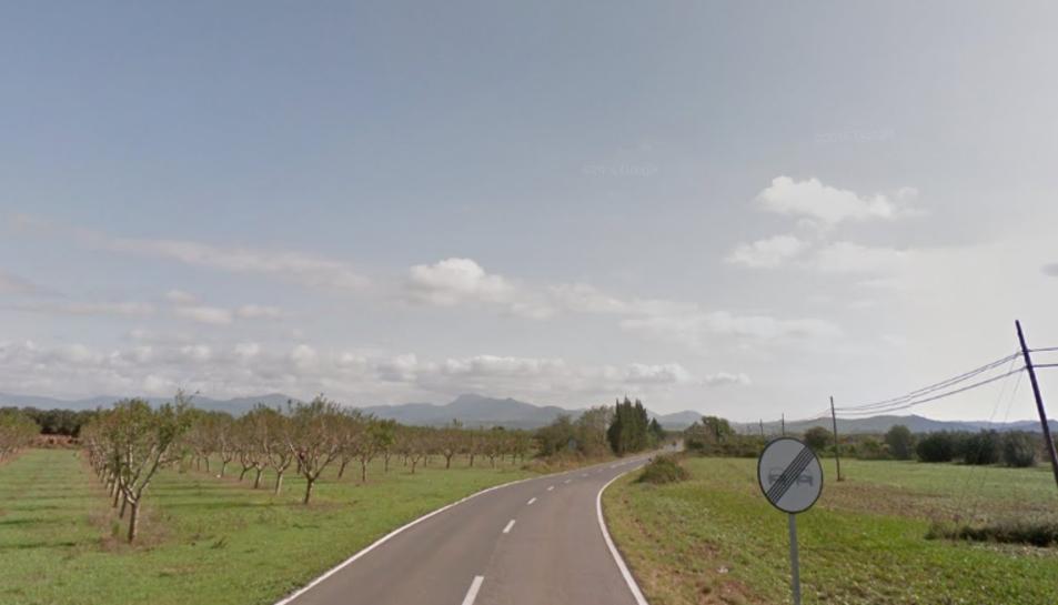 L'accident ha tingut lloc al terme municipal de Vilabella.