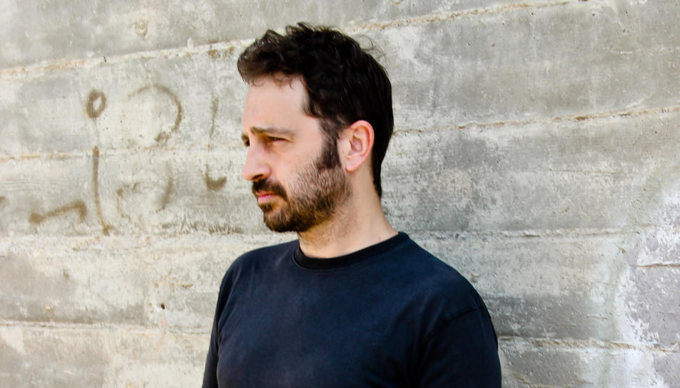 Roc Puig en una imatge promocional del seu nou disc.