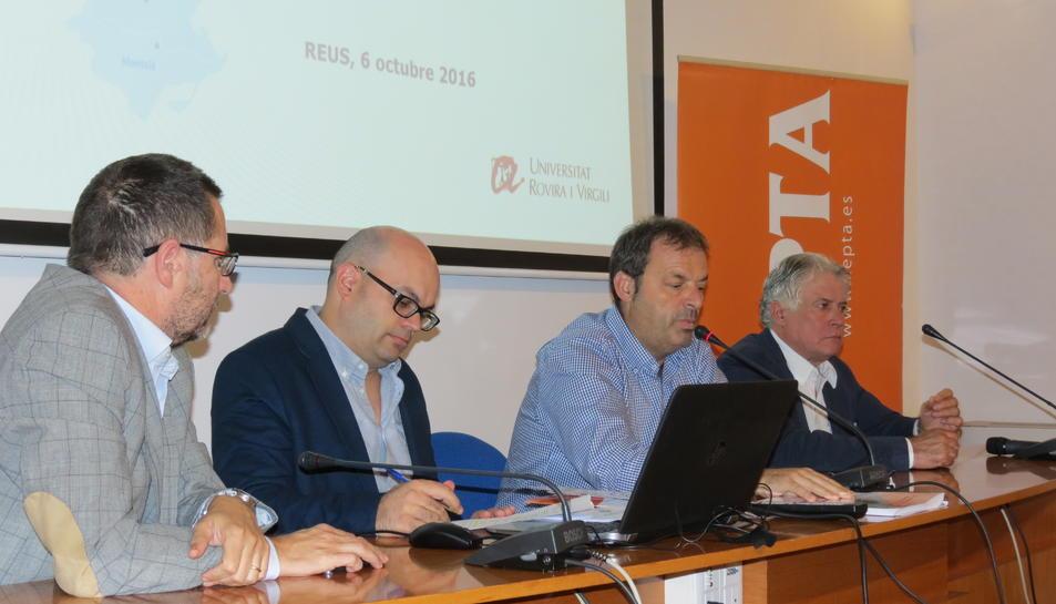 Presentació de les conclusions al Consell Comarcal.