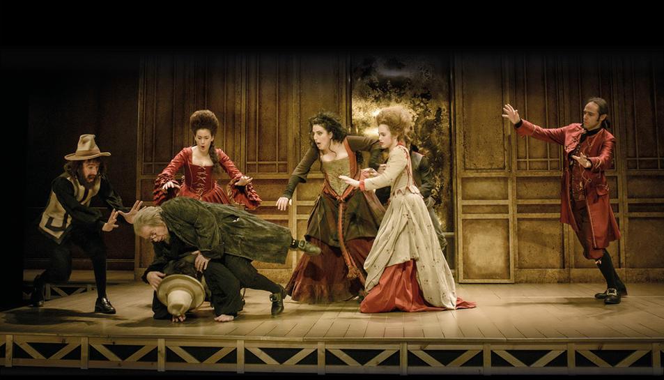 'L'Avar' de Molière es veurà el 28 d'octubre al Teatre Tarragona.