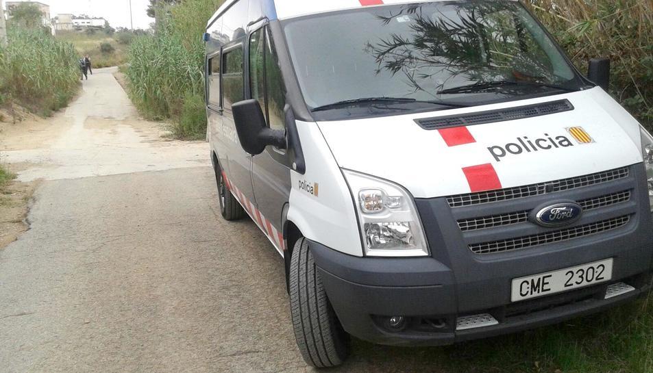 El dispositiu dels Mossos està desplegat a la zona entre Riudoms i les Borges del Camp.