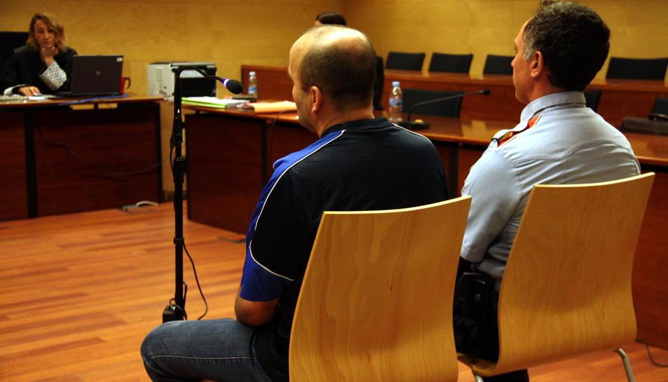 Imatge d'arxiu d'un judici.