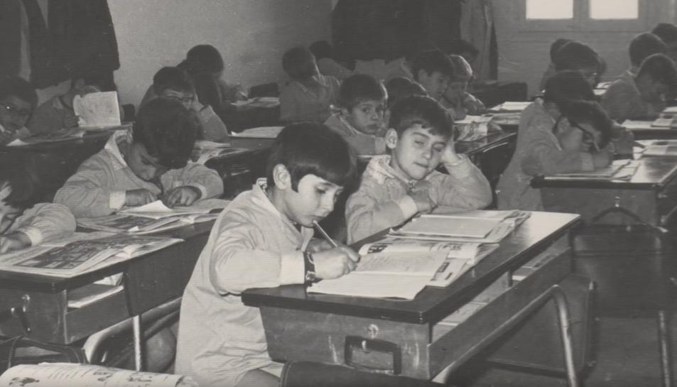 Imatge de la versió curta del documental dels 50 anys del Col·legi Sant Pau Apòstol.