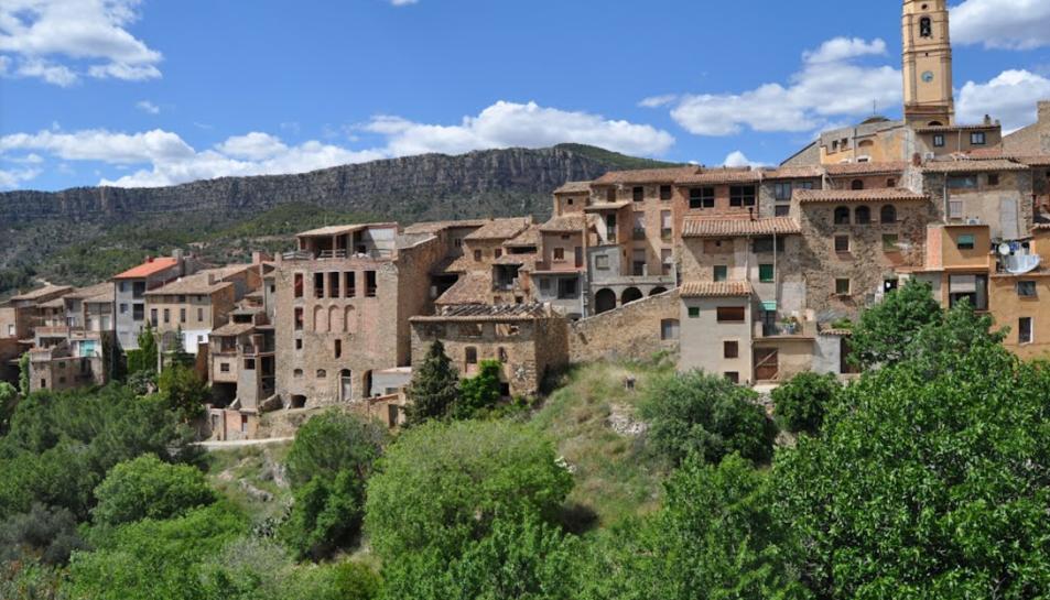 La Vilella Alta és un dels pobles que