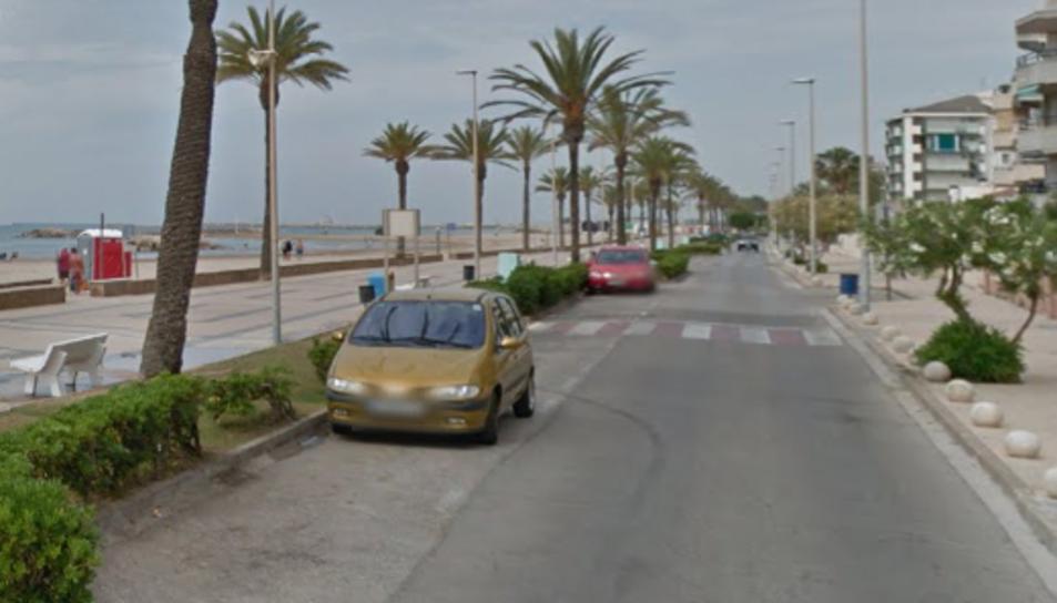 Els canvis urbanístics afecten tres zones, com el passeig Marítim.