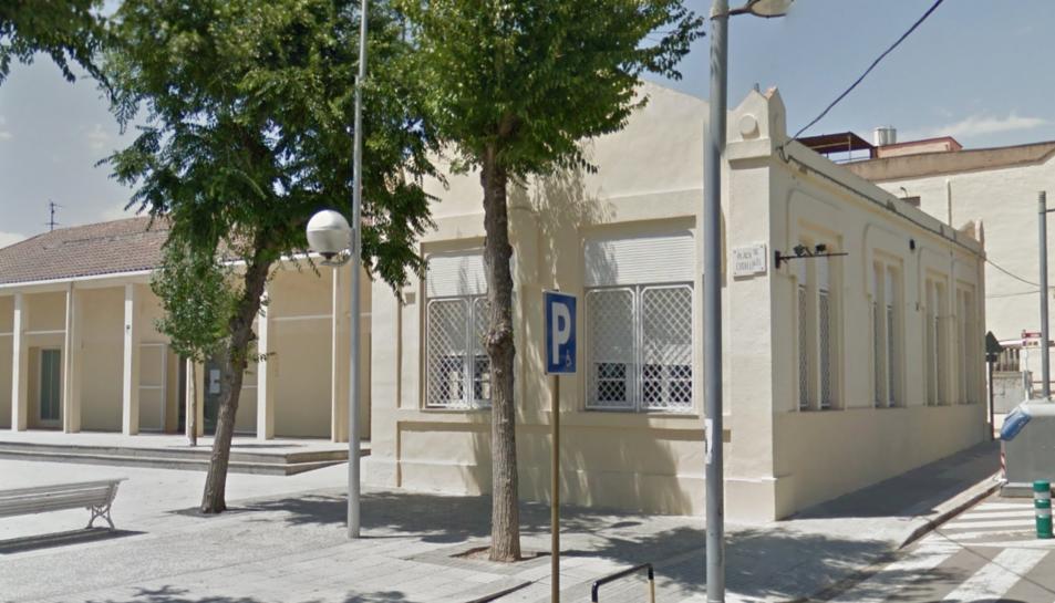 Un dels robatoris es va produir al Centre Cívic de la Canonja.