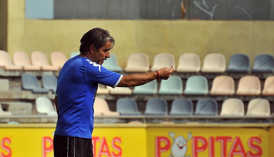 Natxo González no té por a cap rival.