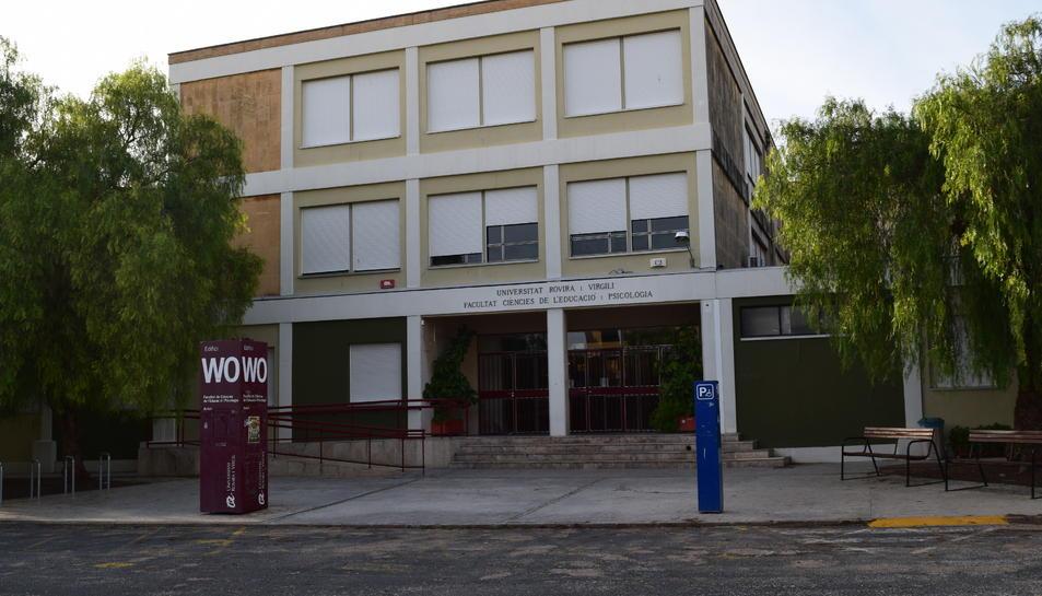 El màster es cursarà a la Facultat de Ciències de l'Educació i Psicologia, a Sant Pere i Sant Pau.