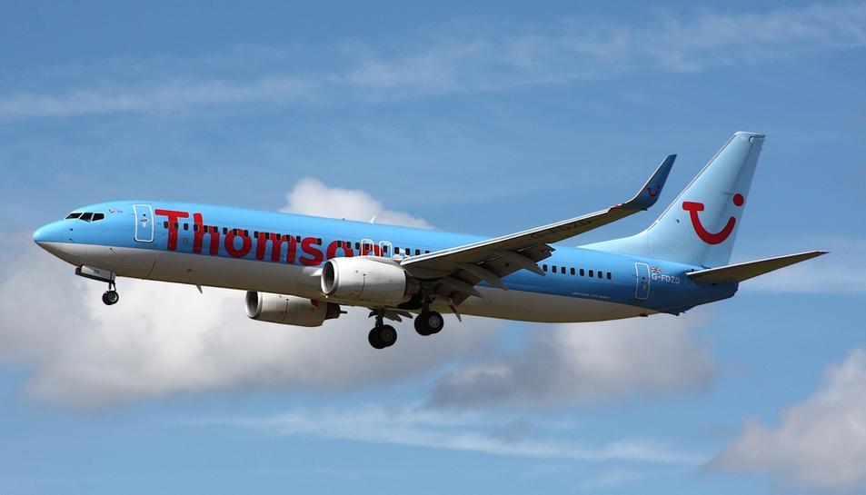 Un dels avions de l'aerolínia en una imatge d'arxiu.
