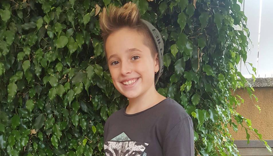 Els pares del Dani, que ara té 9 anys, es van adonar que «tenien un fill amb vulva».