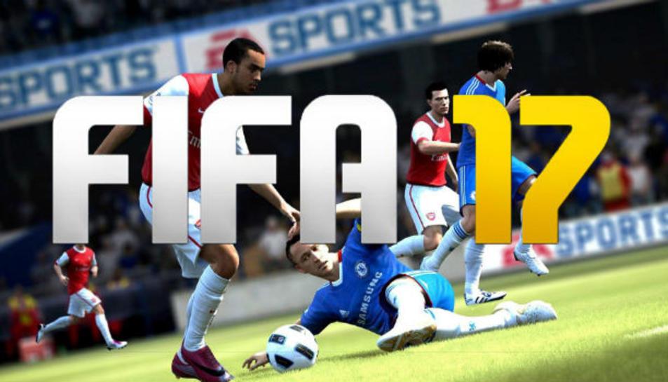 El FIFA 2017 està tenint un gran èxit.
