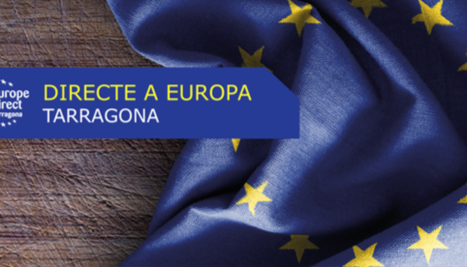 Imatge del cartell de la jornadaL'impacte de la Unió Energètica a les empreses de Tarragona'
