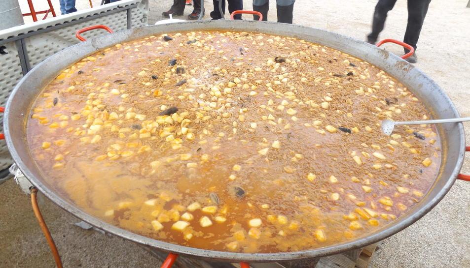 Imatge del 52 Dia del Camí de Munyanya, celebrat a La Febró.