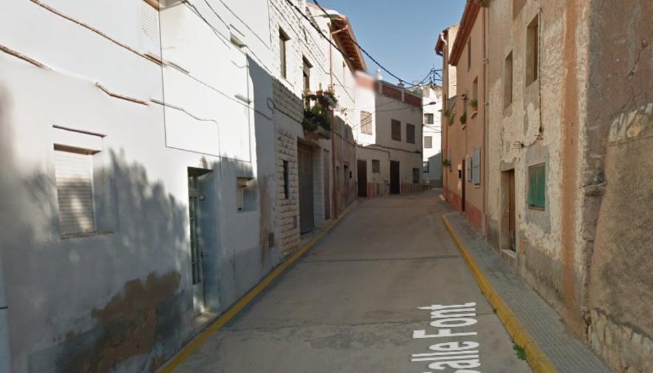 Els fets es van produir al carrer de la Font dels Garidells.