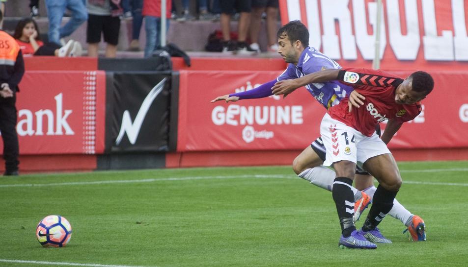 Uche és una de les noves incorporacions d'aquesta temporada.