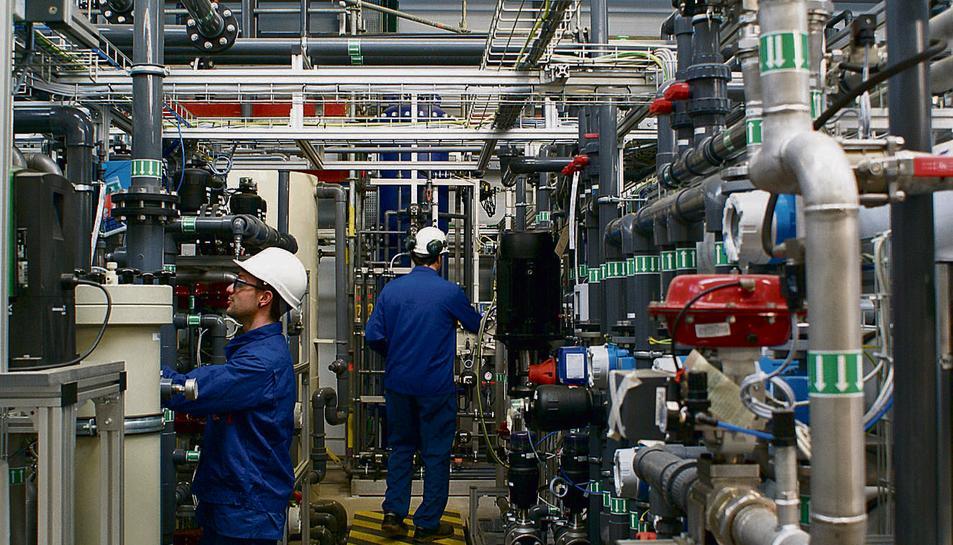 Dow desenvolupa un nou procés per reutilitzar aigües residuals de la indústria