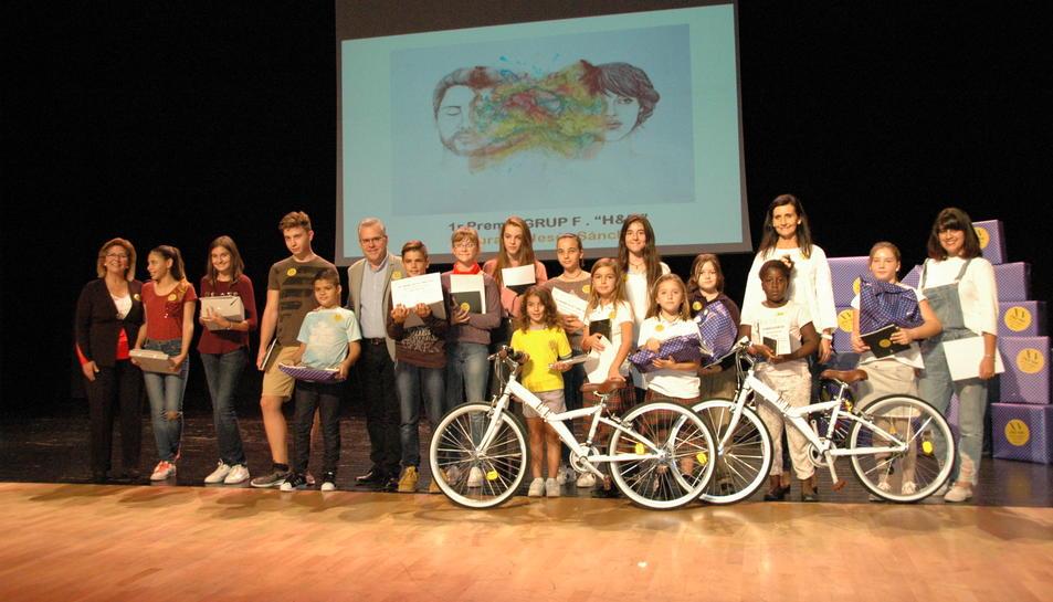 Premiats en la categoria d'arts plàstiques