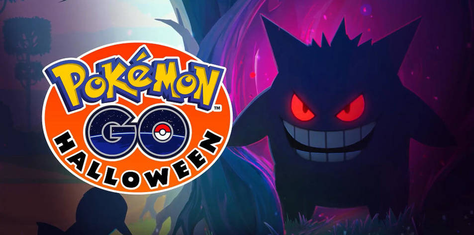Pokemon Go especial Halloween