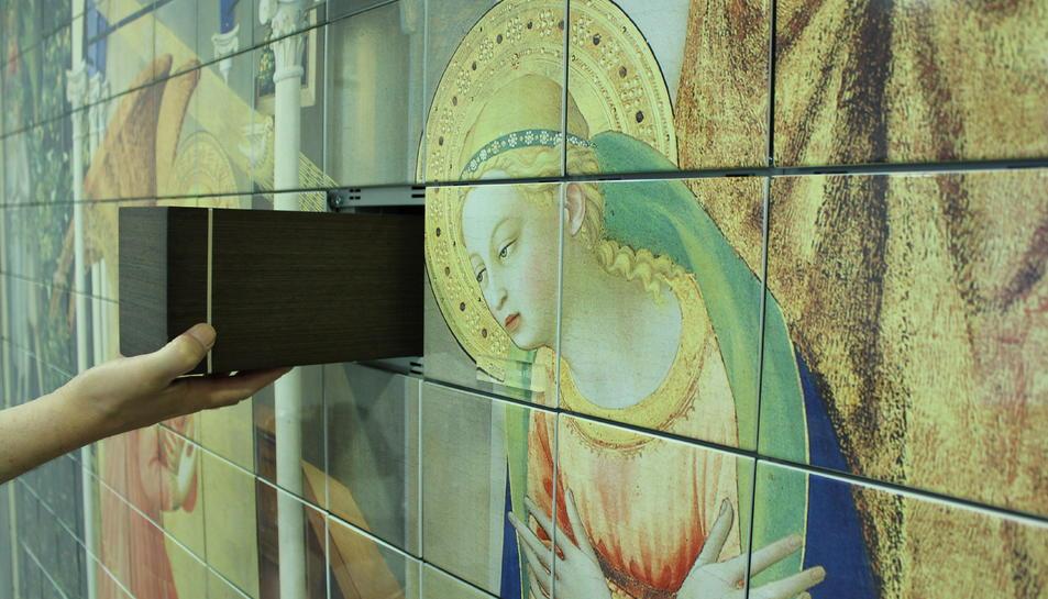 Sant Joan acull el primer Columbari del Baix Camp.