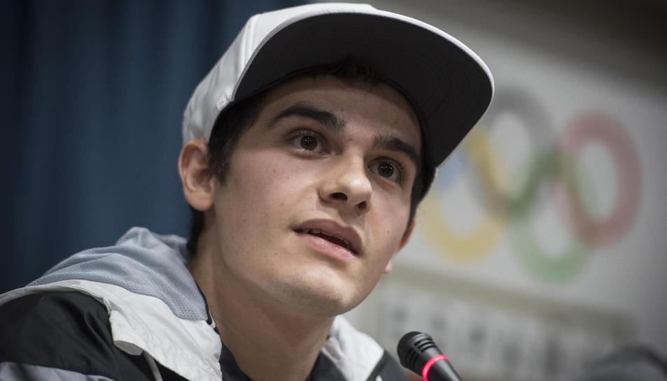 Bruno Hortelano.