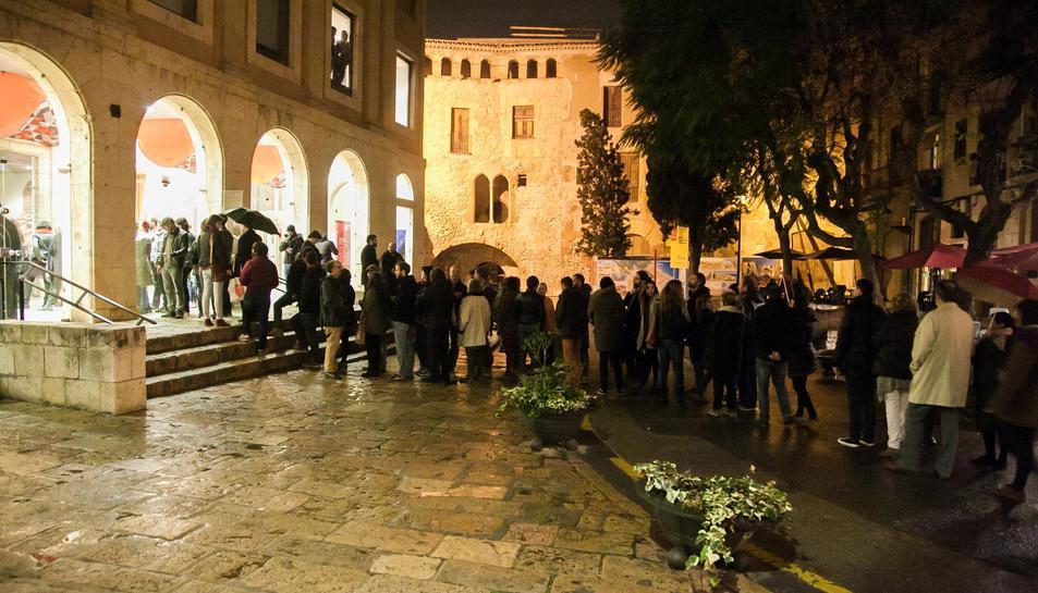 Cues en l'anterior edició del Festival Internacional de Cinema de Tarragona