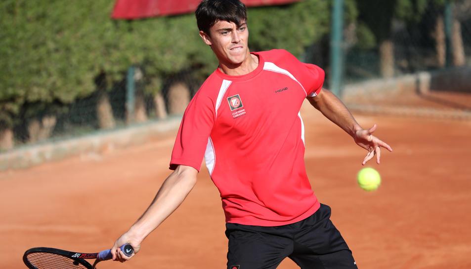 Gran cap de setmana de tennis al CT Tarragona.