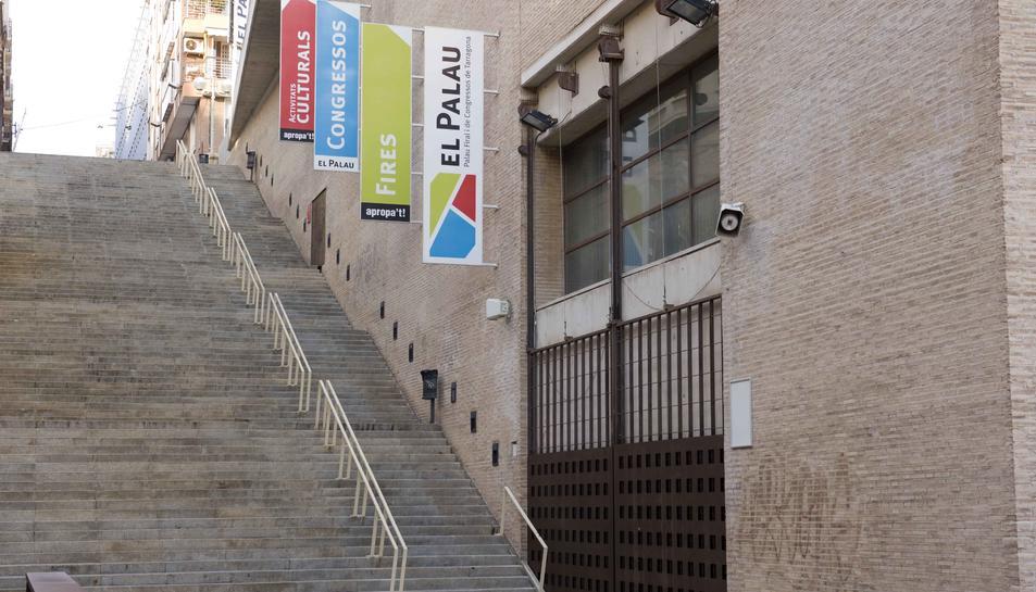 El Palau Firal i de Congressos de Tarragona és un dels recintes estrella del Convention Bureau.