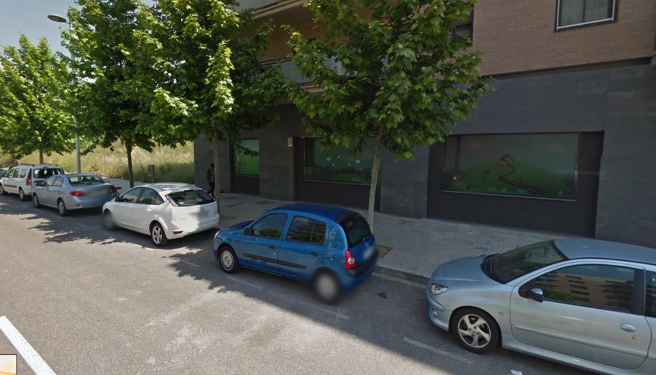 L'incident s'ha produït a la llar d'infants Xino-Xano situada al carrer Arquebisbe Josep Pont i Gol.