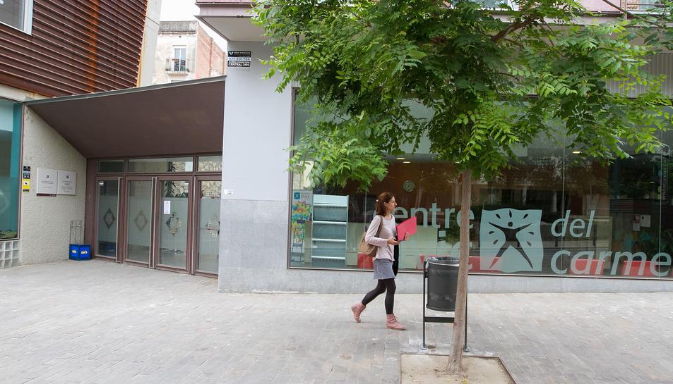 Imatge d'arxiu del Centre Cívilc del Carme.