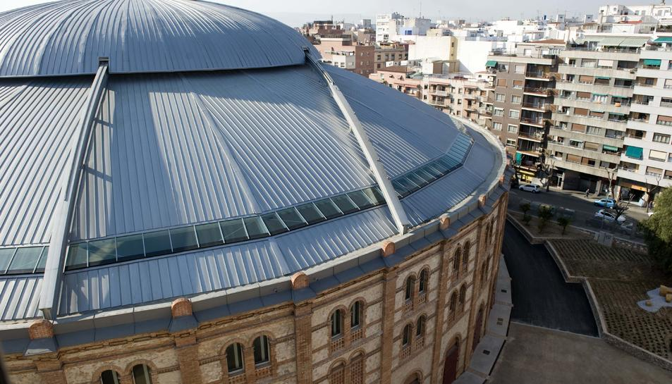 Imatge d'arxiu de la Tarraco Arena Plaça (TAP).