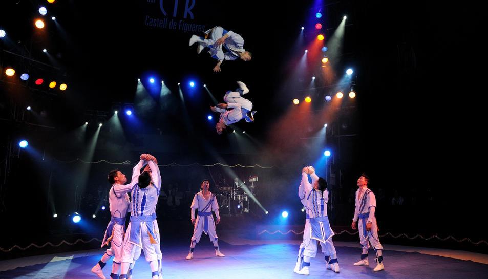 La Troupe Zola de Mongòlia és un dels grups que participaran a l'espectacle.