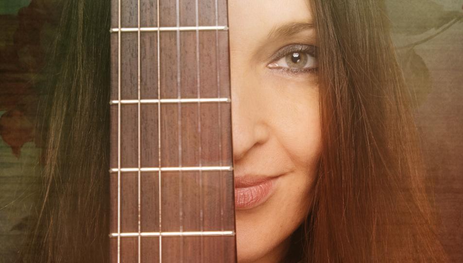 Olga Pes, en una imatge promocional.