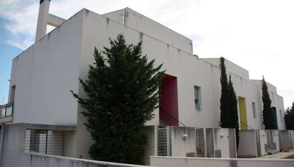 Imatge d'arxiu del segon bloc d'apartaments de la promoció construïda i comercialitzada per Turov, SL.