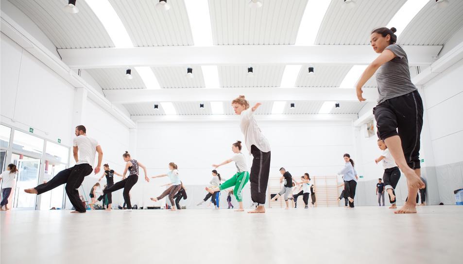 Deltebre Dansa és un dels esdeveniments més importants d'arts escèniques en el panorama internaciona