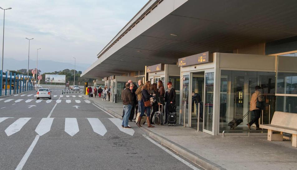 L'Aeroport de Reus en una imatge d'arxiu.