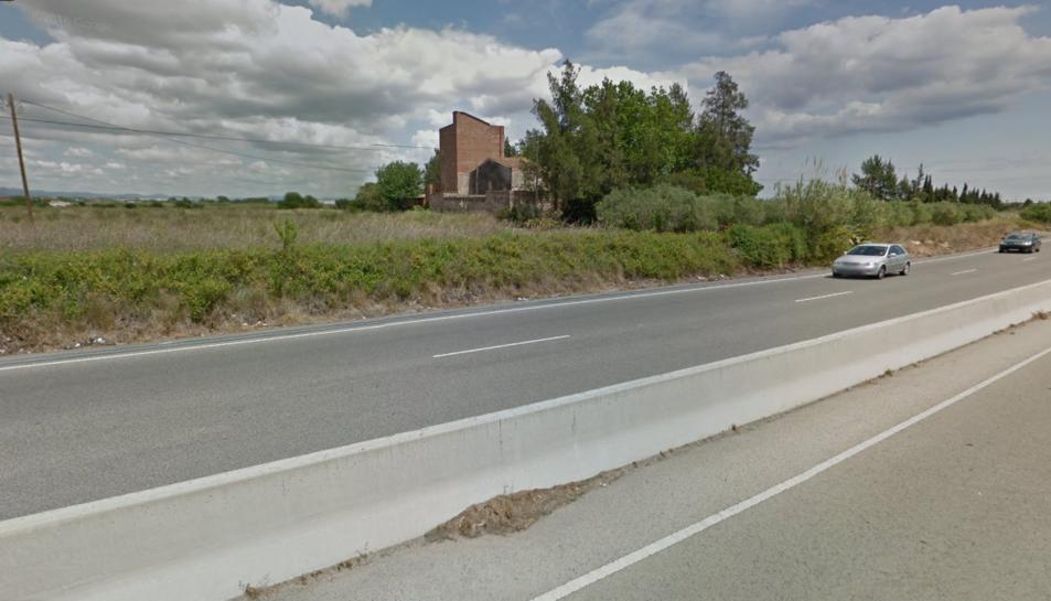 La masia es troba a la T-315