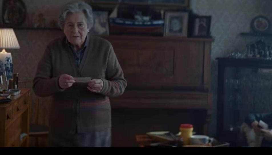 Imatge de l'anunci de loteria de Nadal d'aquest 2016.