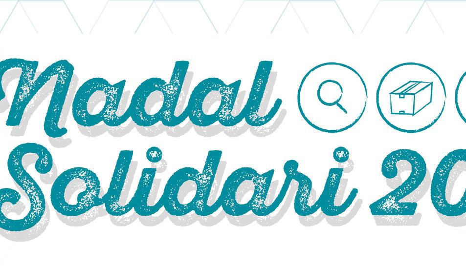 La taula rodona del Nadal Solidari es farà el 2 de desembre vinent.