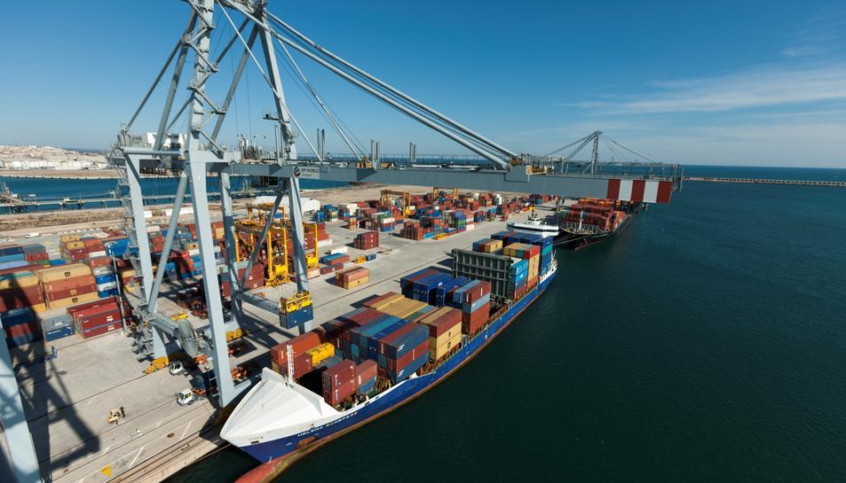 El Port de Tarragona exporta a Turquia