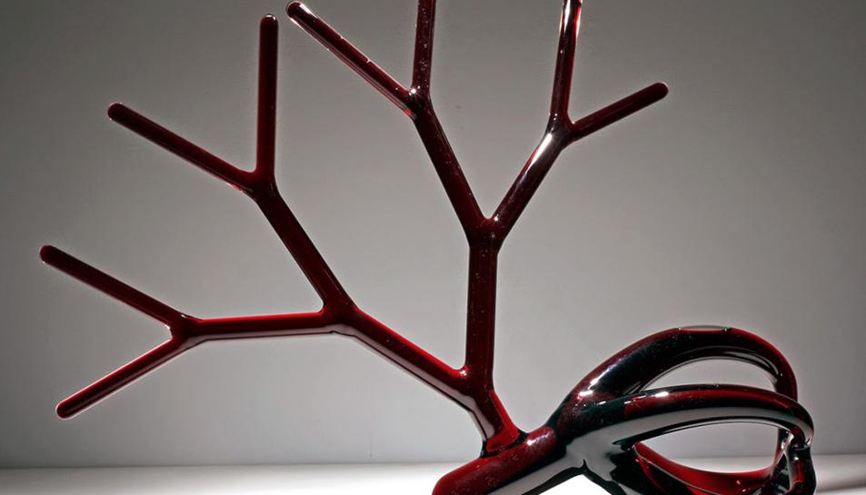 Imatge d'una de les escultures